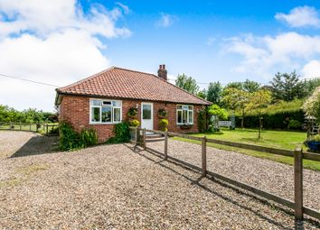 Thumbnail 2 bed detached bungalow for sale in Station Road, Finningham, Stowmarket