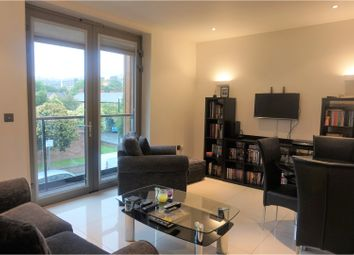 Thumbnail 2 bed flat to rent in 1 Haven Way, London