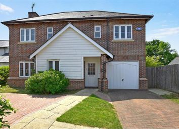 Thumbnail 4 bed detached house for sale in Broomfield, Tunbridge Wells, Kent