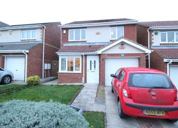 Thumbnail 3 bed detached house for sale in Redewood Close, Denton Burn, Newcastle Upon Tyne