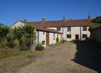 Thumbnail 6 bed cottage for sale in Bridgwater Road, Bleadon, Weston-Super-Mare