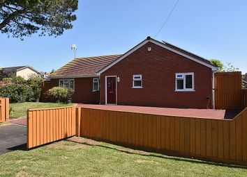 Thumbnail 3 bed detached bungalow for sale in Bishop Westall Road, Countess Wear, Exeter