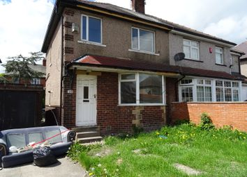 Thumbnail 3 bedroom semi-detached house to rent in Como Drive, Bradford 8, West Yorkshire