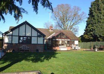 Thumbnail 4 bed detached bungalow for sale in Drift Road, Whitehill