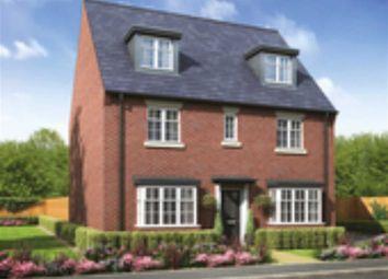 Thumbnail 5 bed detached house for sale in D'urton Lane, Broughton, Preston