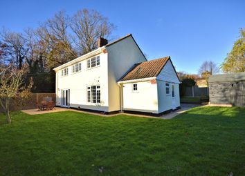 Thumbnail 3 bed detached house for sale in Bradenham, Thetford