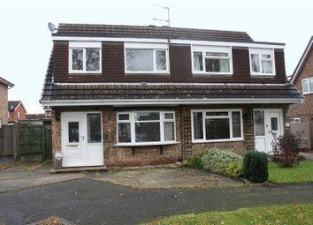 Thumbnail 3 bed semi-detached house to rent in Foxglove Rise, Randlay, Telford