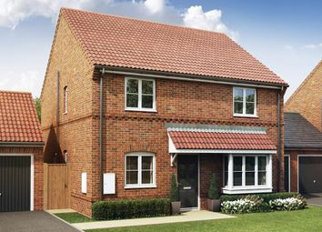 Thumbnail 5 bed detached house for sale in Plot 60, The Bain, Cowley Park, Donington