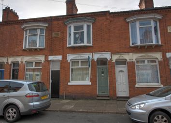 Thumbnail 3 bed terraced house for sale in Wolverton Road, Leicester