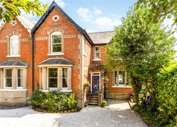 Thumbnail 6 bed semi-detached house for sale in North Parade, Horsham, West Sussex