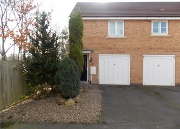 Thumbnail 2 bed flat for sale in Trinity Way, Heanor, Derbyshire