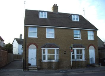 Thumbnail 2 bed maisonette to rent in Forge Lane, Whitstable