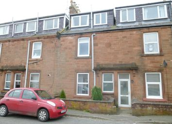 Thumbnail 2 bed flat for sale in Woodside Terrace, Troqueer, Dumfries