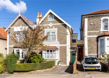 Thumbnail 5 bed semi-detached house for sale in Sommerville Road, St. Andrews, Bristol