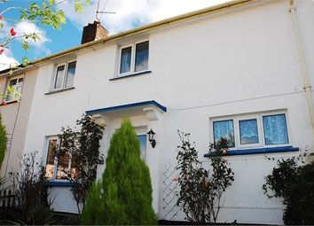 Thumbnail 2 bed semi-detached house to rent in Tor View Avenue, Buckland, Newton Abbot, Devon.