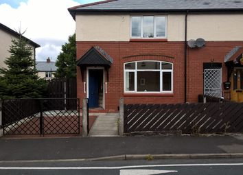 Thumbnail 2 bed semi-detached house to rent in Pinfold Street, Preston