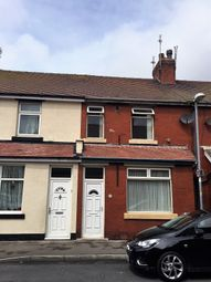 Thumbnail 3 bed terraced house to rent in Gordon Road, Fleetwood
