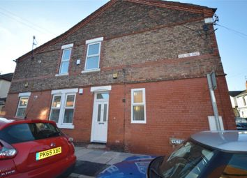 Thumbnail 2 bed flat to rent in Village Road, Bebington, Wirral