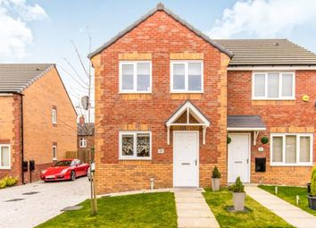 Thumbnail 3 bedroom semi-detached house for sale in Viscount Avenue, Ashton, Ashton-Under-Lyne, Greater Manchester