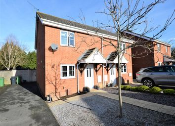 Thumbnail 2 bed semi-detached house for sale in Douglas Road, Spixworth, Norwich