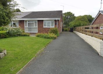 Thumbnail 2 bed bungalow for sale in Meadow Lea, Oswestry, Shropshire