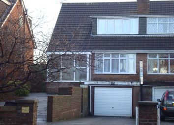 Thumbnail 3 bed semi-detached house to rent in Queens Road, Southport