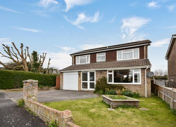 Thumbnail 4 bed detached house for sale in Melford Gardens, Basingstoke
