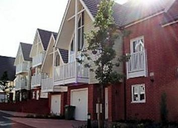 Thumbnail 4 bed town house to rent in Woodshires Road, Solihull