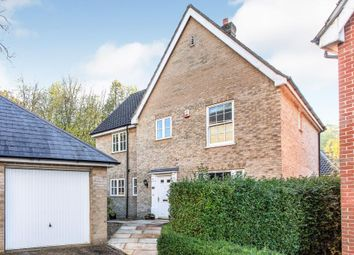 Thumbnail 4 bed detached house to rent in South Park Drive, Papworth Everard, Cambridge