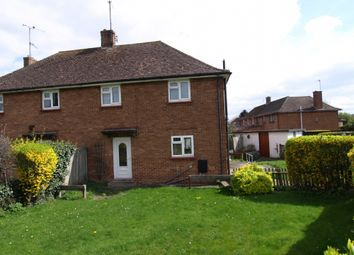 Thumbnail 3 bed semi-detached house for sale in Carrington Road, Newport Pagnell, Buckinghamshire
