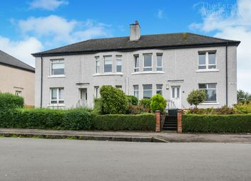 Thumbnail 2 bed flat for sale in Foxbar Drive, Glasgow