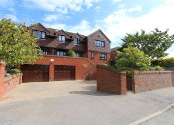Queenborough Drive, Minster On Sea, Sheerness ME12. 6 bed detached house for sale