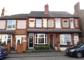 Thumbnail 2 bed terraced house for sale in Copson Street, Ibstock, Leicestershire
