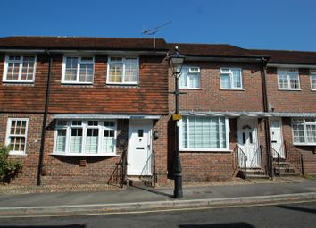 Thumbnail 2 bed terraced house to rent in Sheep Street, Petersfield