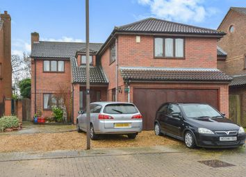 Thumbnail 6 bed detached house for sale in Burewelle, Two Mile Ash, Milton Keynes