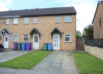 Thumbnail 2 bed end terrace house to rent in Hebden Road, Croxteth, Liverpool