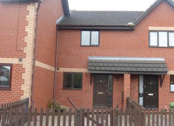 Thumbnail 2 bed terraced house for sale in Nolan Road, Hereford