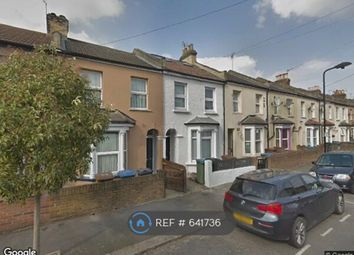 Thumbnail 3 bed terraced house to rent in Drapers Road, London