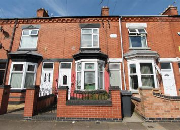Thumbnail 2 bed terraced house to rent in Turner Road, Leicester