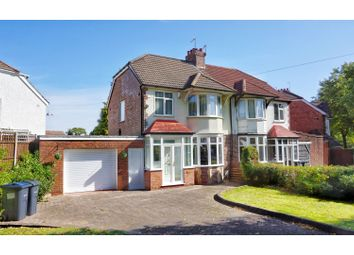 Thumbnail 3 bed semi-detached house for sale in Marldon Road, Birmingham