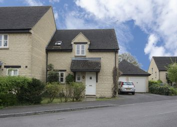 Thumbnail 2 bedroom end terrace house to rent in Bartholomew Close, Ducklington, Witney