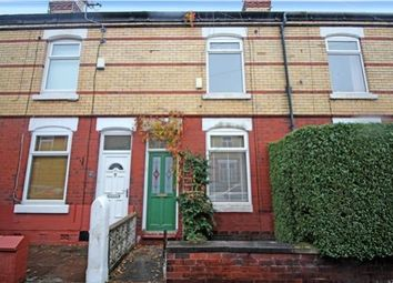 Thumbnail 2 bedroom terraced house for sale in Heathside Road, Stockport