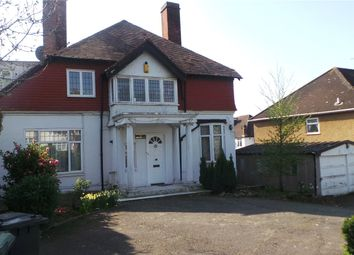 Thumbnail 4 bed detached house to rent in Slades Hill, Enfield