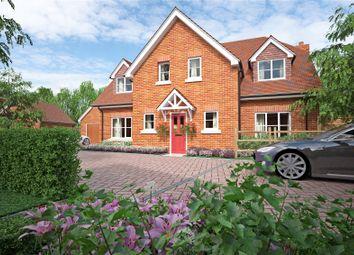 Thumbnail 4 bedroom semi-detached house for sale in The Cedars, Higham Lane, Bridge, Canterbury