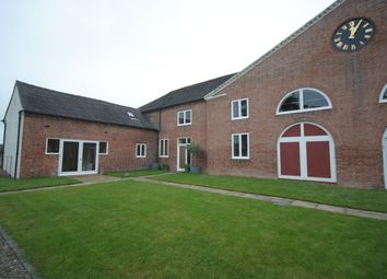 Thumbnail 3 bedroom barn conversion to rent in Grove Stables, Market Drayton, Market Drayton, Shropshire