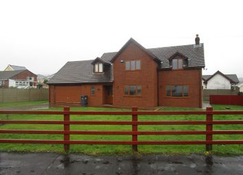 Thumbnail 5 bed detached house for sale in Tawe Park, Ystradgynlais, Swansea, City And County Of Swansea.