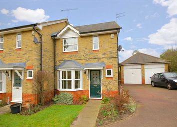Thumbnail 2 bed semi-detached house for sale in Laidlaw Drive, Winchmore Hill, London