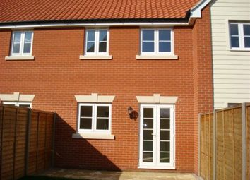 Thumbnail 3 bed property to rent in Jovian Way, Ipswich, Suffolk