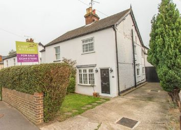 Thumbnail 3 bed cottage for sale in Stunning Cottage. Gorse Place, Winkfield Row, Berkshire