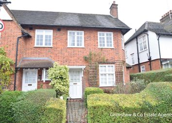 Thumbnail 4 bed property to rent in Holyoake Walk, Brentham Garden Estate, Ealing, London